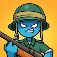 火柴人战争部队手机版(stick army)
