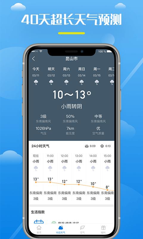 全民天气王(1)