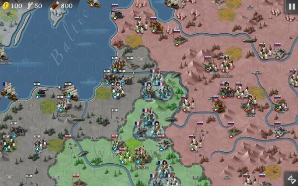 欧陆战争4三国鏖战MOD内购破解版