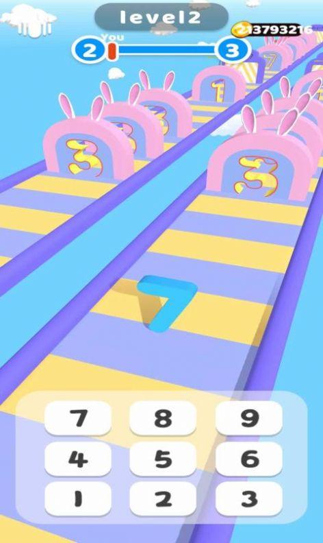 数字竞赛3D游戏官方版(2)